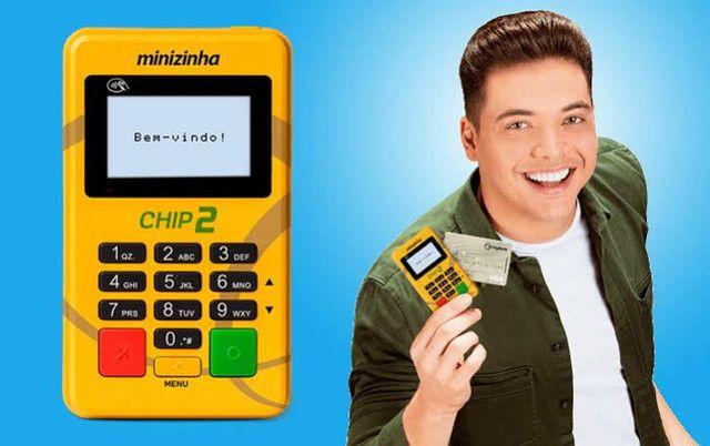 Minizinha Chip2 PagSeguro - Foto 2