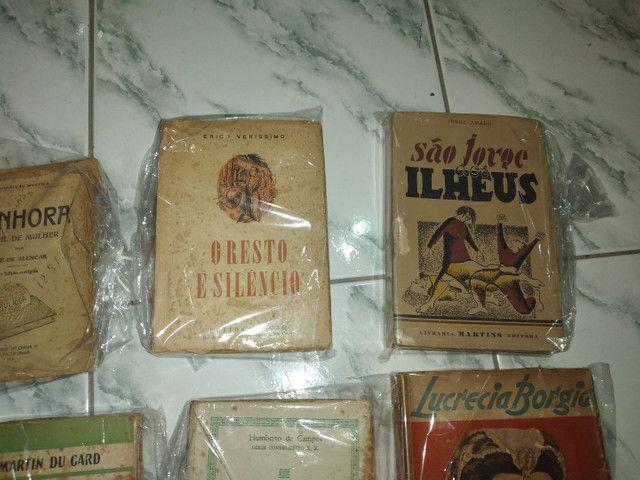 Lote de livros antigo - Foto 2