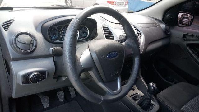 Ford Ka Se 1.0 Hatch Completo 2015 - Foto 8
