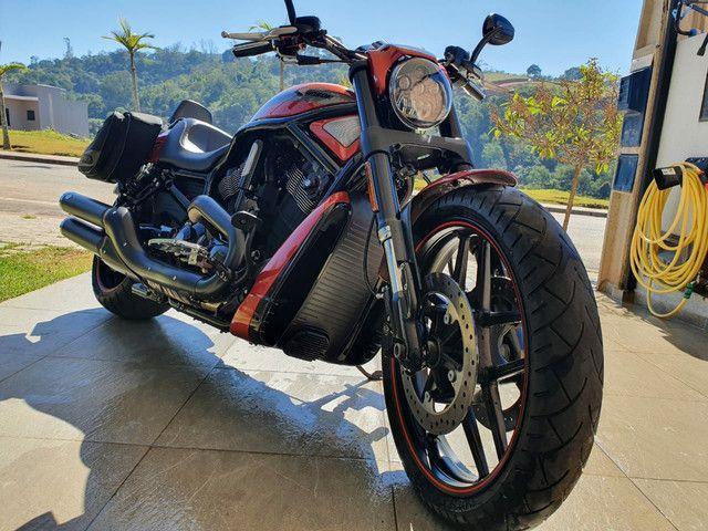 Harley Vrod 2012