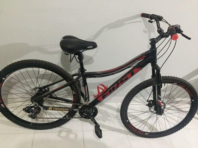 Bicicleta first feminina - Foto 3