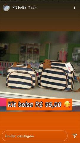 Kit bolsa  - Foto 3