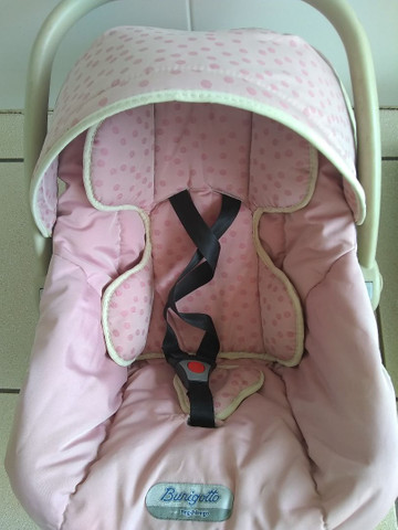 Bebê conforto completo