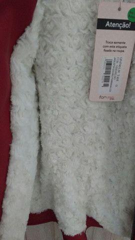 Jaqueta couro sintético  - Foto 2