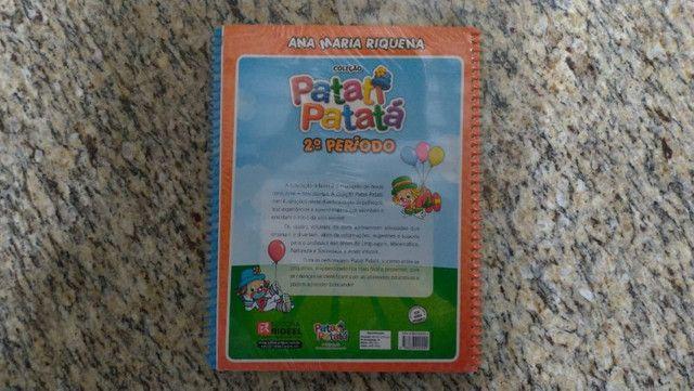 Coleção Patati-Patatá Editora Rideel | Colecao Patati Patata - Foto 2
