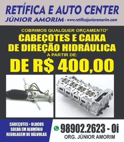 Cabecote/Caixa De Direção Hidreulica E Bomba De DireçãoPalio Uno Strada Punto Linea