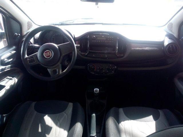 Fiat Way 1.4 completo + Gnv ent + 48 x 770,00 1ª parcela pago pela loja - Foto 6