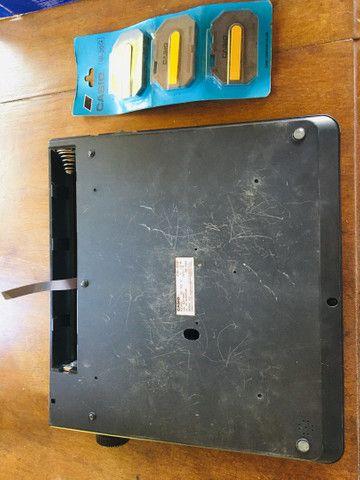 Máquina de escrever digital Casio. Funcionando! Na caixa - Foto 3