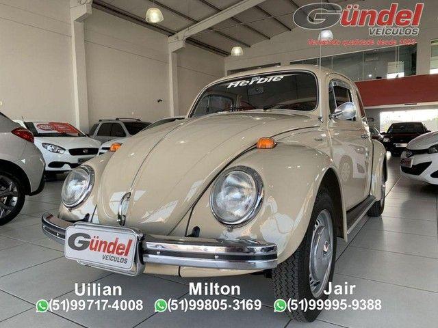 Volkswagen Fusca 1971 1500. *Raridade*
