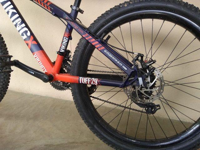 Bicicleta Viking Tuff 29 (Aro 26) - Foto 2