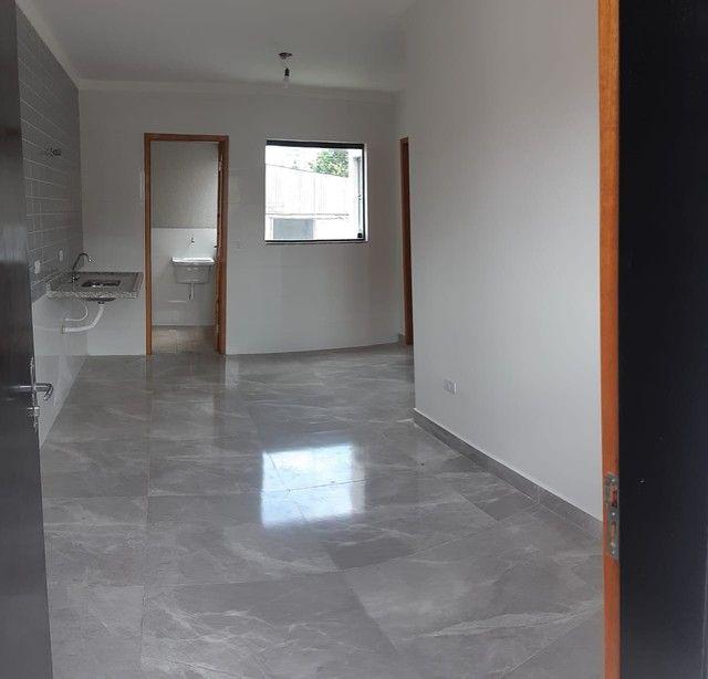 Casa à venda com 2 dormitórios em Vila antonina, São paulo cod:CA0033_DICASA - Foto 4