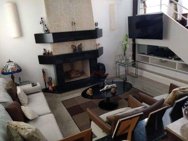 Sobrado com 4 dormitórios à venda, 310 m² - Jurerê Internacional - Florianópolis/SC - Foto 6