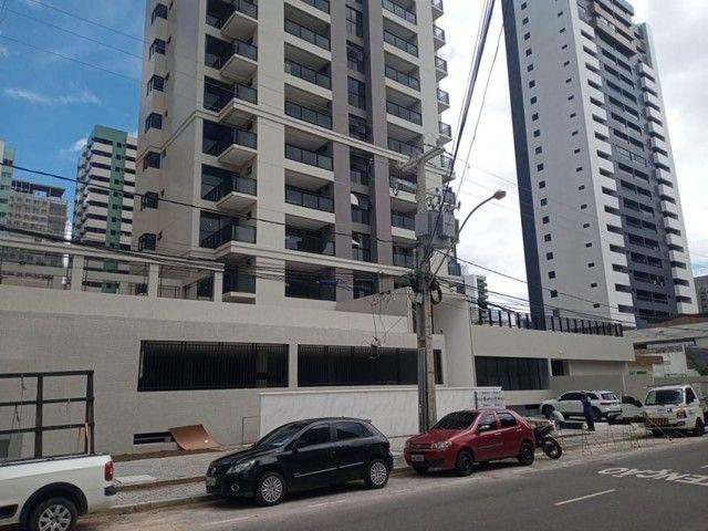 Apartamento para alugar com 3 dormitórios em Tambaú, João pessoa cod:23666 - Foto 2