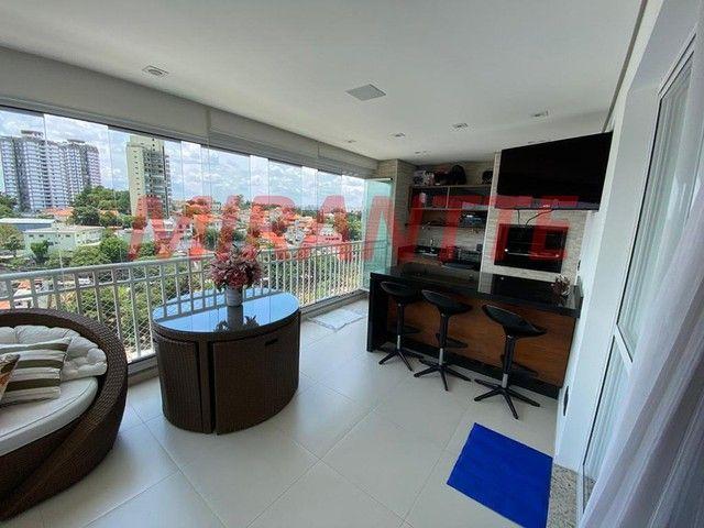 Apartamento à venda com 3 dormitórios em Freguesia do ó, São paulo cod:357731 - Foto 5