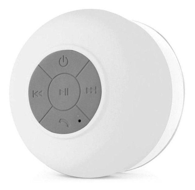 Mini Caixa de Som Bluetooth a Prova D' Agua com Ventosa<br>- Lacrado<br> - Foto 2