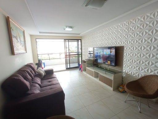 Apartamento com 4 Quartos 3Suítes+DCE à venda, 175 m² por R$ 860.000 - Cabo Branco - João  - Foto 6