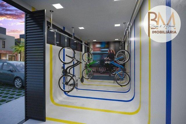 Casa com 4 dormitórios à venda, 108 m² por R$ 546.295,45 - Sim - Feira de Santana/BA - Foto 11