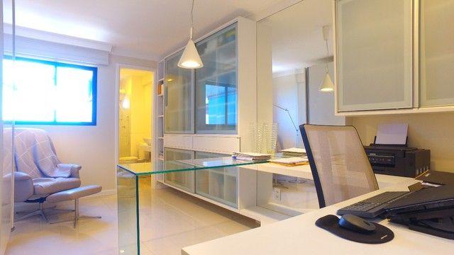 Apartamento beira mar com 195 metros quadrados com 4 suítes em Pajuçara - Maceió - AL - Foto 10