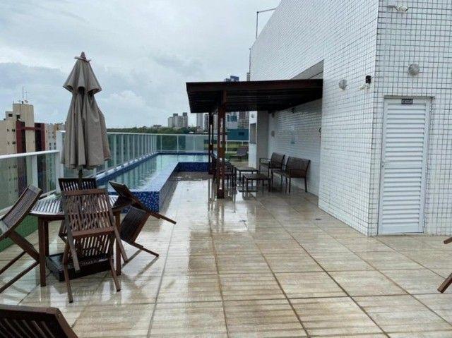 Cabo Branco, apartamento, 2 quartos, a 100 metros da praia - Foto 11