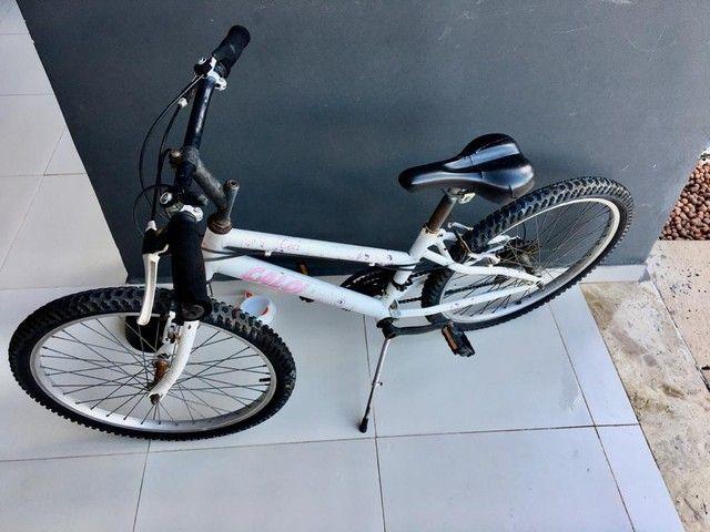Bicicleta Caloi Ceci - Aro 24  - Foto 4
