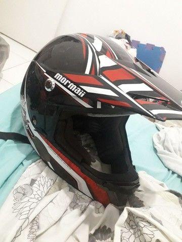 Pra vender lgr capacete da Mormaii top
