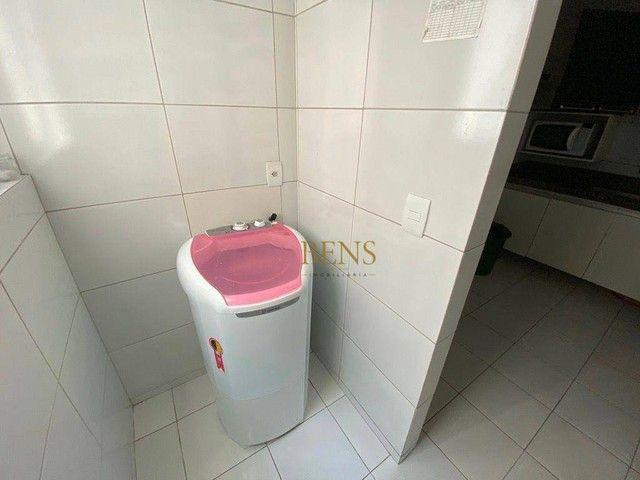 Apartamento com 2 dormitórios para alugar, 73 m² por R$ 1.400,00/mês - Catolé - Campina Gr - Foto 13