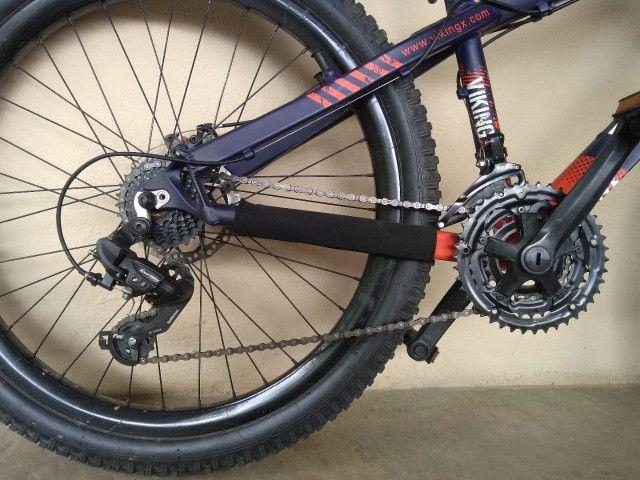 Bicicleta Viking Tuff 29 (Aro 26) - Foto 4