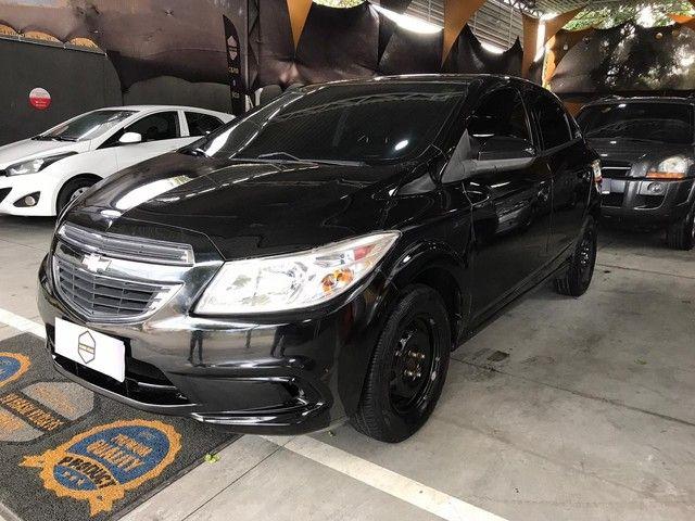 Chevrolet onix LT 1.0 flex 2016      ZERO DE ENTRADA EM ATÉ 60