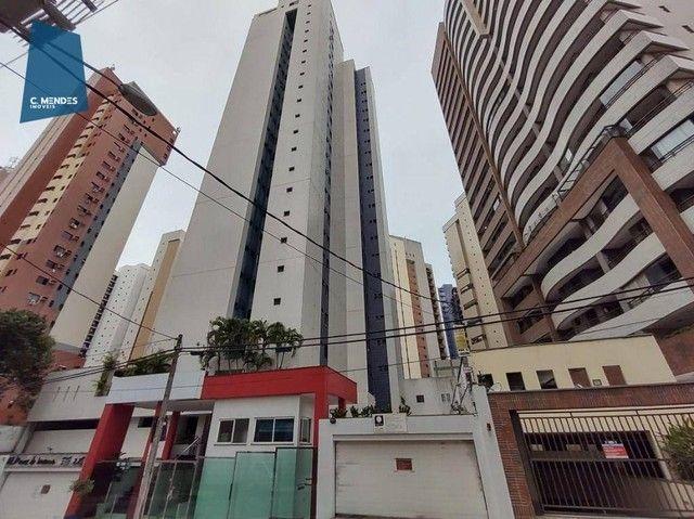 Apartamento com 3 dormitórios à venda, 63 m² por R$ 420.000,00 - Meireles - Fortaleza/CE - Foto 3