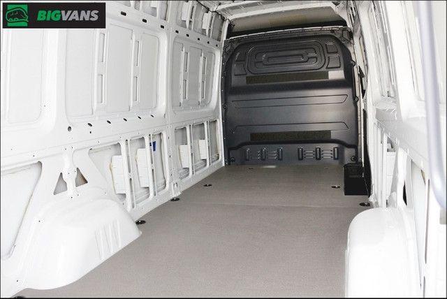 Sprinter 2021 314 0km Furgão Extra Longo Branco - Foto 6
