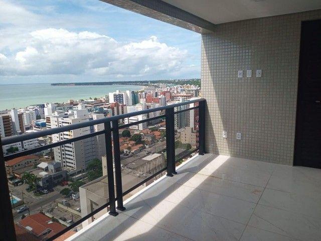 Apartamento para alugar com 3 dormitórios em Tambaú, João pessoa cod:23666 - Foto 8