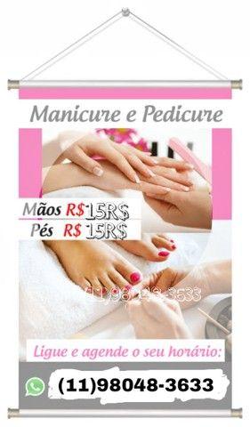 Manicure&Pedicure Sobrancelha Barbearia