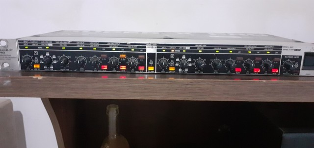 Crossover Bheringer mod. CX 3400