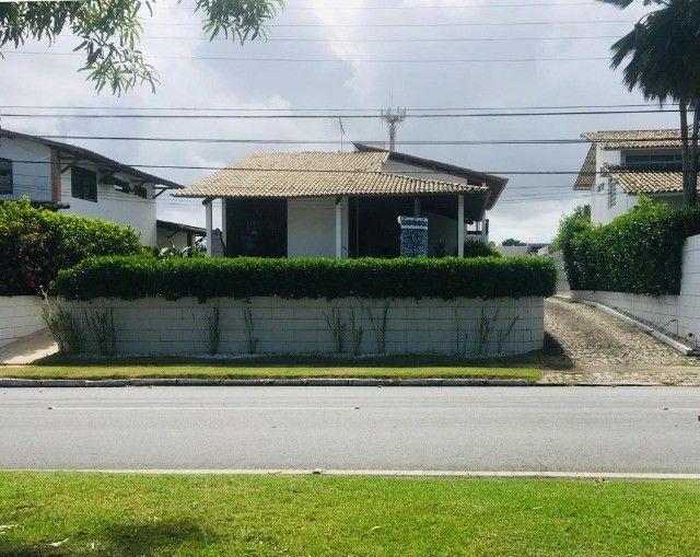 Excelente casa no Aldebaran Alfa 4 suítes,piscina,toda mobiliada  - Foto 20