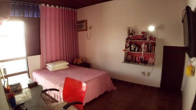 Excelente casa no Aldebaran Alfa 4 suítes,piscina,toda mobiliada  - Foto 16