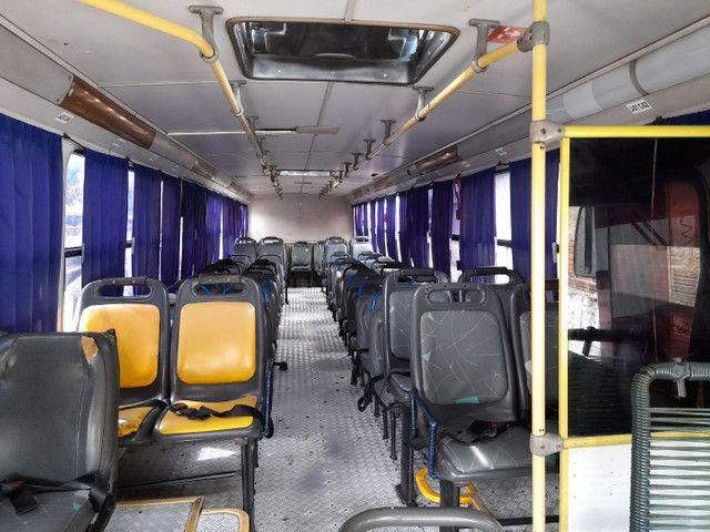 Ônibus Volkswagen eletrônico mwm serie12 - Foto 4