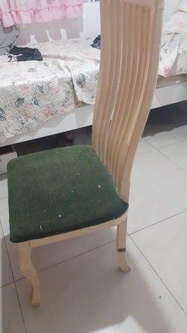 Cadeira de mogno  - Foto 2
