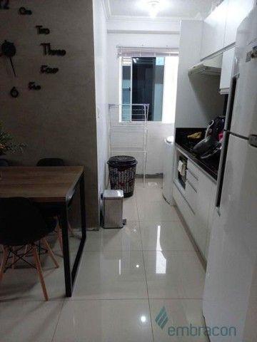 Apartamento à venda com 2 dormitórios em Fundos, Biguacu cod:1063 - Foto 4