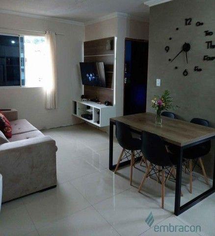 Apartamento à venda com 2 dormitórios em Fundos, Biguacu cod:1063 - Foto 2