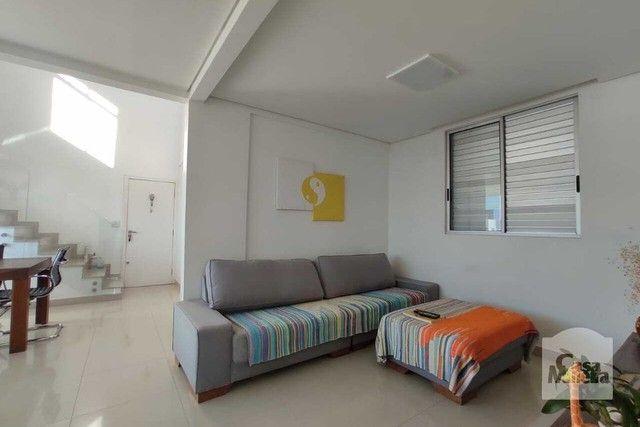 Apartamento à venda com 3 dormitórios em Ouro preto, Belo horizonte cod:338471 - Foto 8