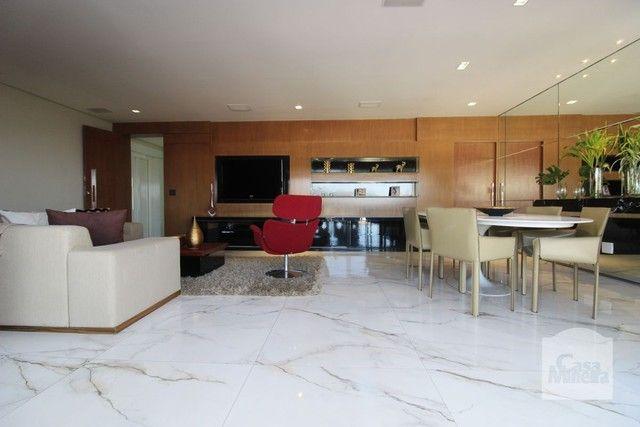 Apartamento à venda com 4 dormitórios em Santa lúcia, Belo horizonte cod:337032 - Foto 3