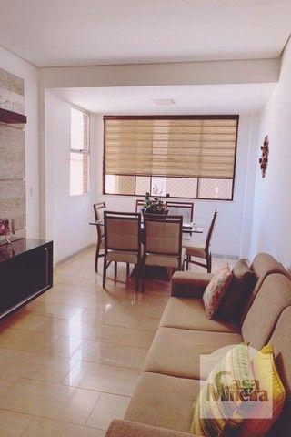 Apartamento à venda com 3 dormitórios em Alto caiçaras, Belo horizonte cod:335849