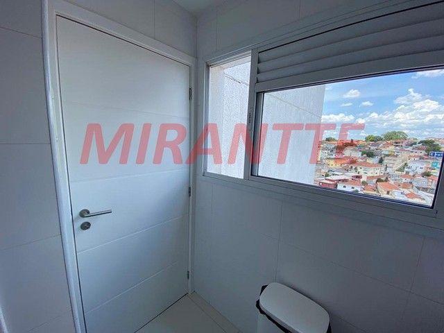 Apartamento à venda com 3 dormitórios em Freguesia do ó, São paulo cod:357731 - Foto 14