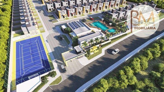 Casa com 4 dormitórios à venda, 108 m² por R$ 546.295,45 - Sim - Feira de Santana/BA - Foto 15