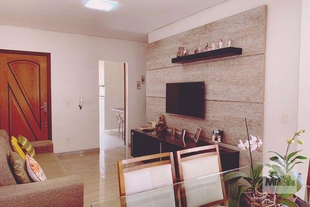 Apartamento à venda com 3 dormitórios em Alto caiçaras, Belo horizonte cod:335849 - Foto 2
