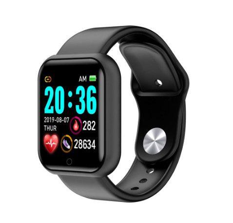 Smart Watch D20 À Prova D 'Água Com Medidor De Frequência Cardíaca Para Ios Android - Foto 4