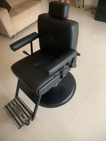 Cadeira de salão  - Foto 6