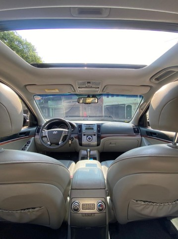 Hyundai vera cruz 7 lugares teto solar  - Foto 7
