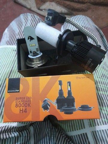 vendo lâmpada de moto com reator