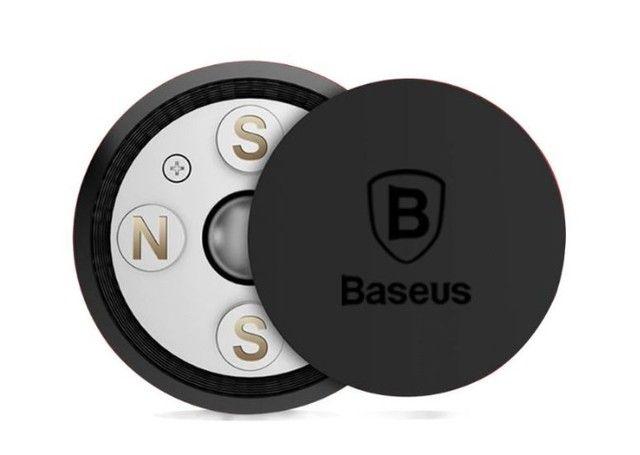 Suporte Veicular Magnético Para Celular 360 Graus Baseus - Foto 4